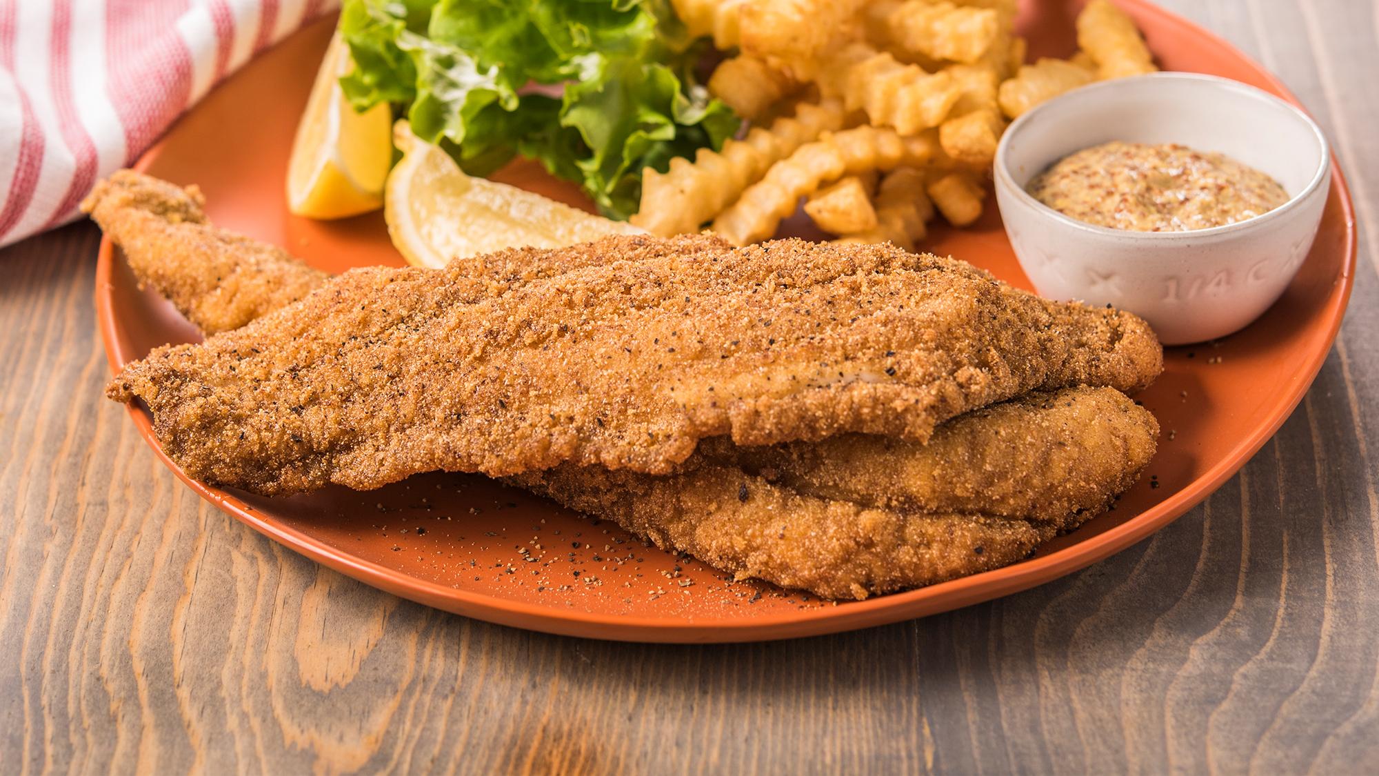 ZATARAIN'S Creole Mustard Battered Fish