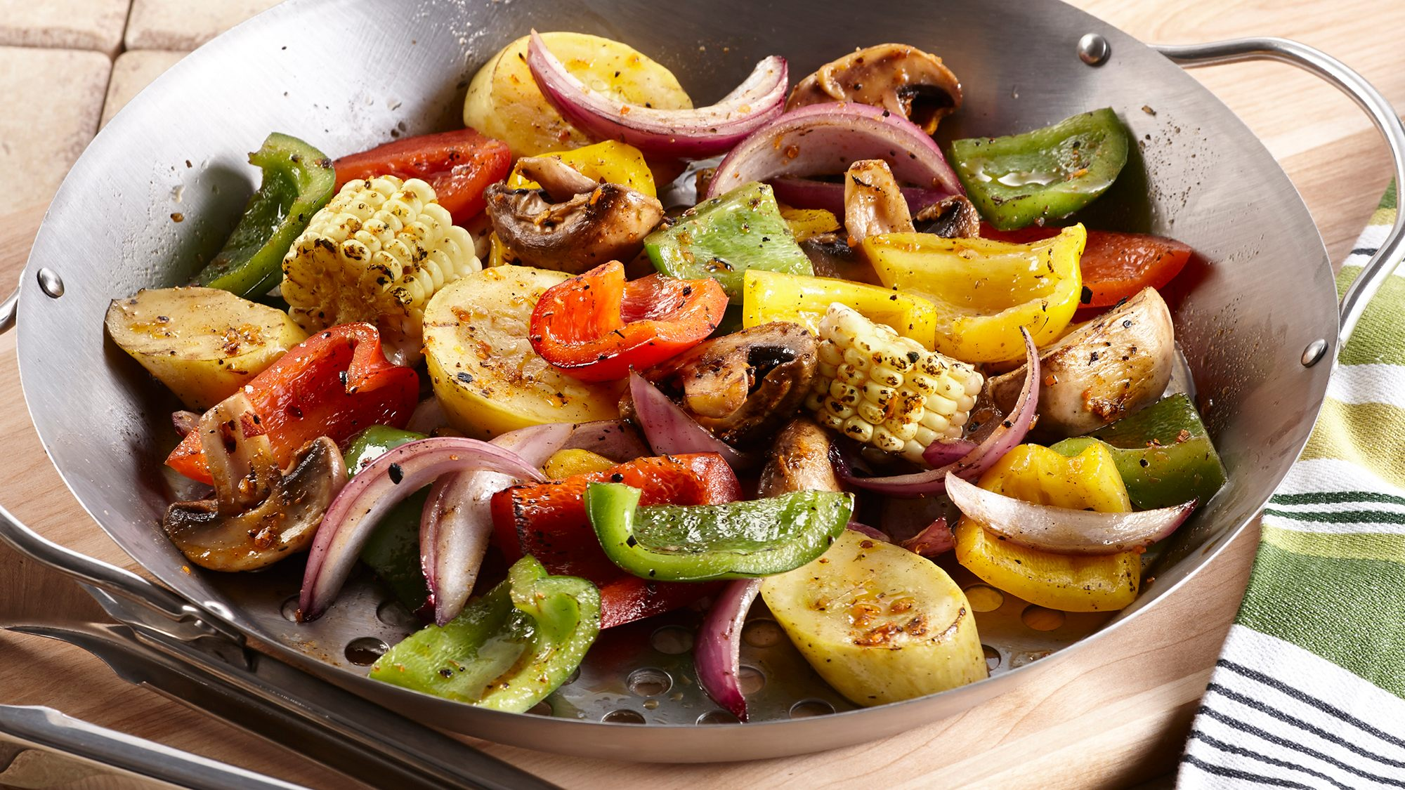 McCormick GrillMates Roasted Garlic Grilled Vegetables