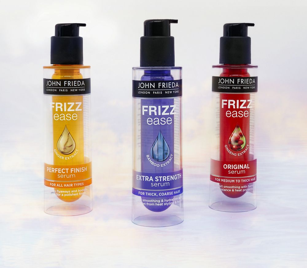 John Frieda Frizz Ease Hair Serums