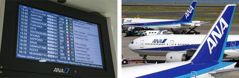 運航情報システム
