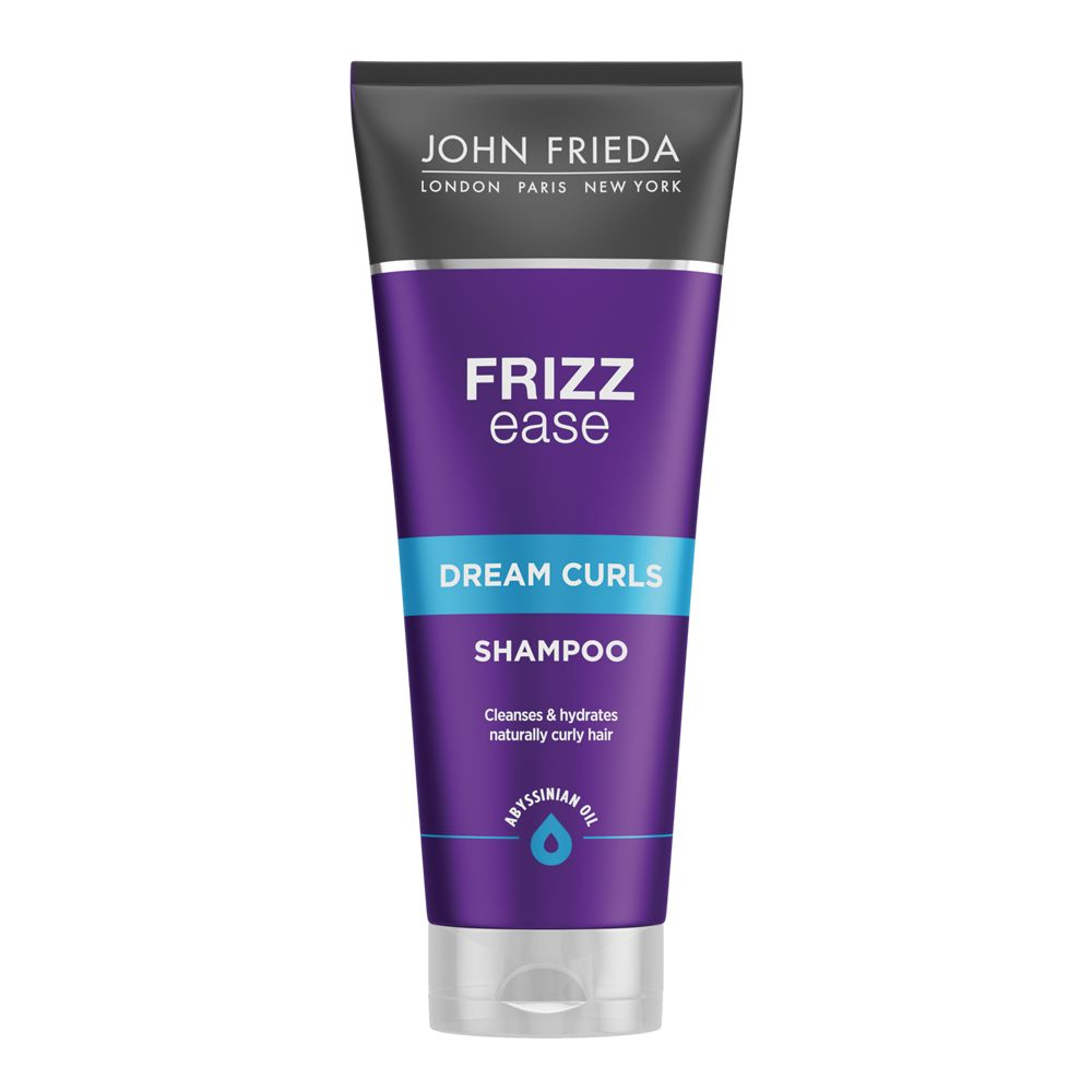 frizz ease dream curls shampoo for curly hair