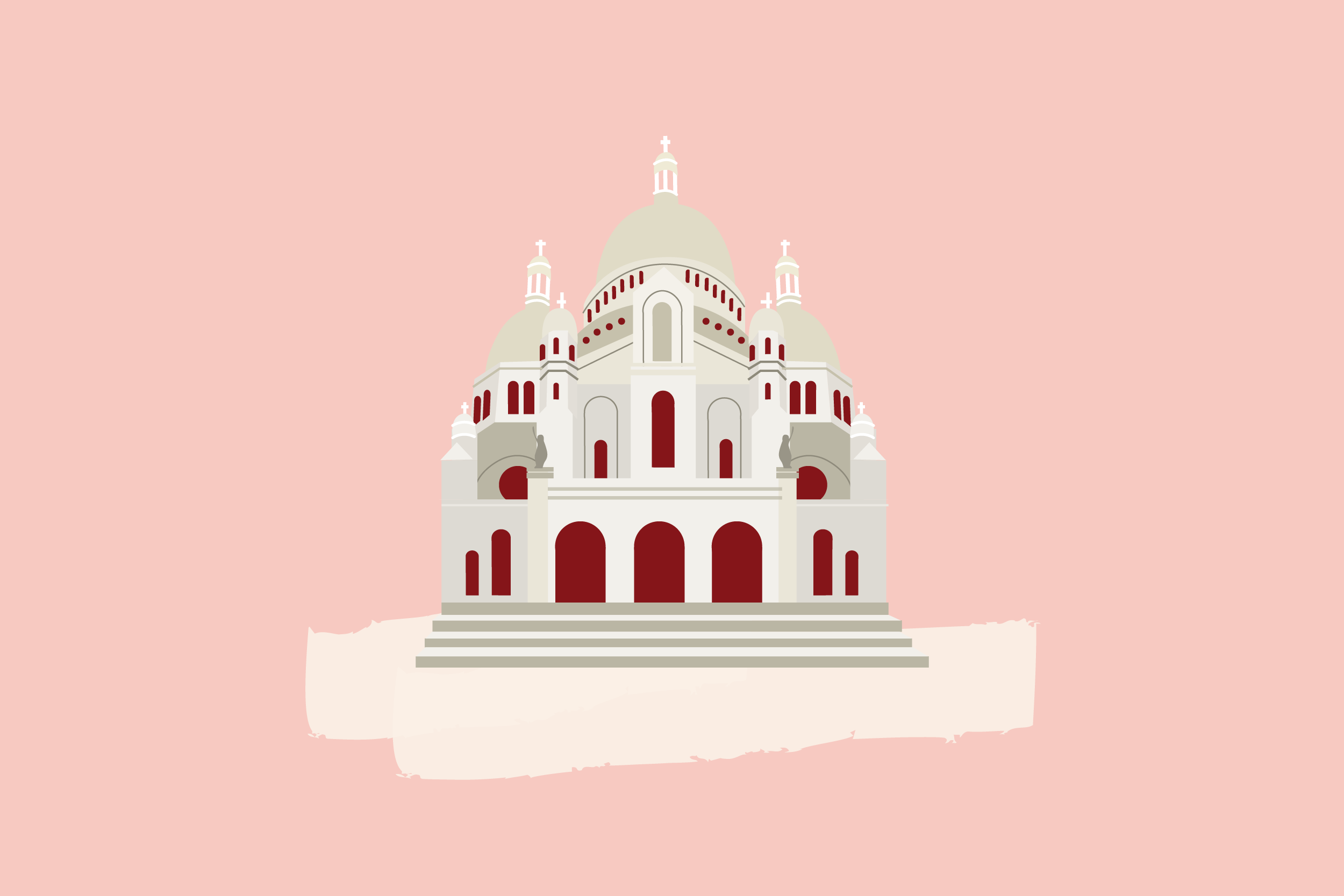 Sacré Cœur-bazilika