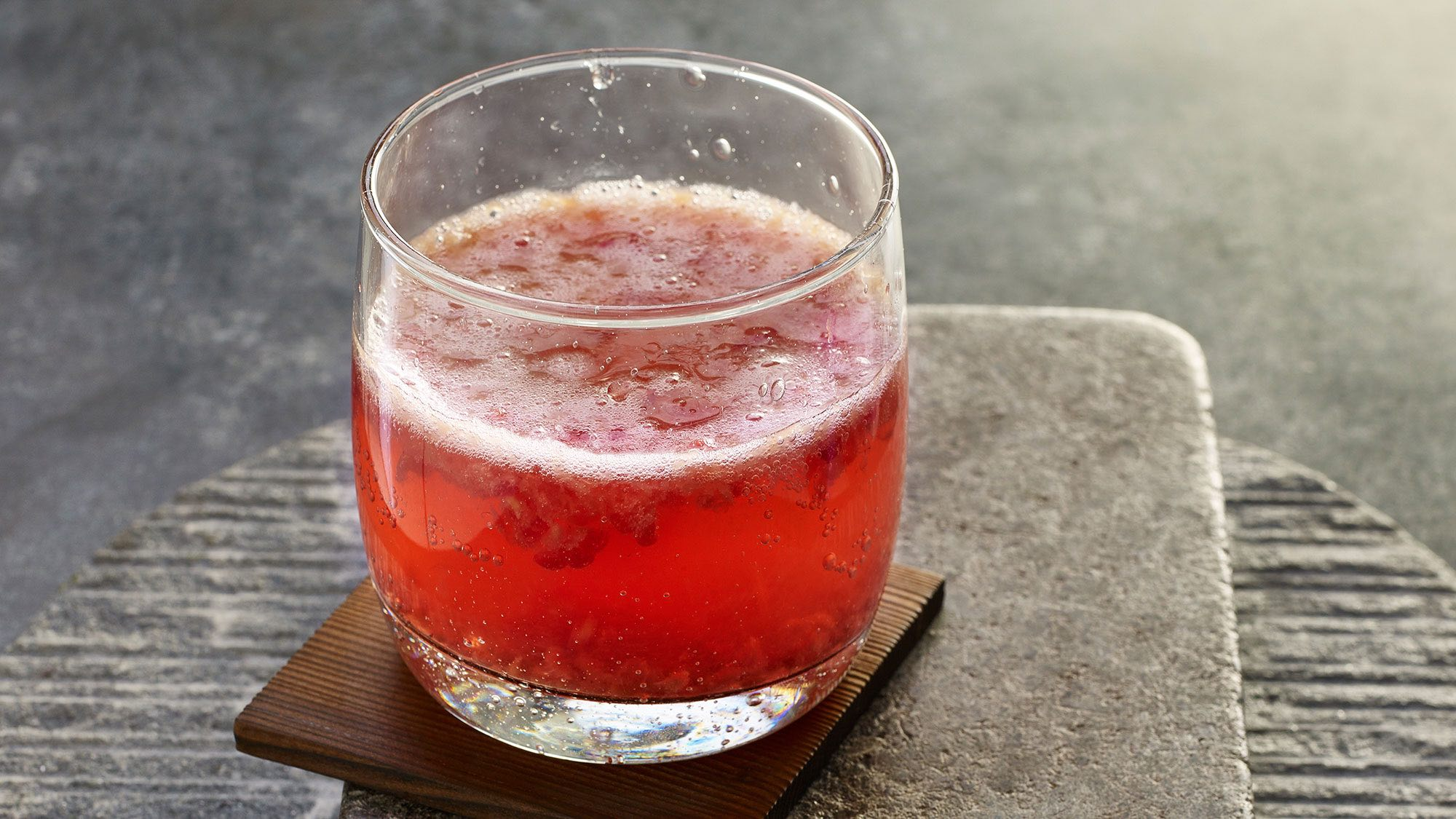 McCormick Berry Shrub Cocktail
