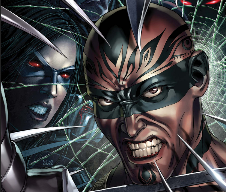 xforce vanisher marvel comics