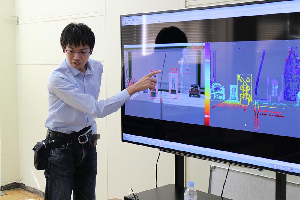 東芝 研究開発センター マルチメディアラボラトリー主任研究員 三島直氏