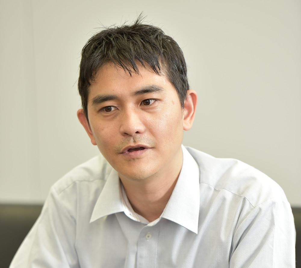 東芝 IoTテクノロジーセンター 知識・メディア処理技術開発部 浜田伸一郎氏