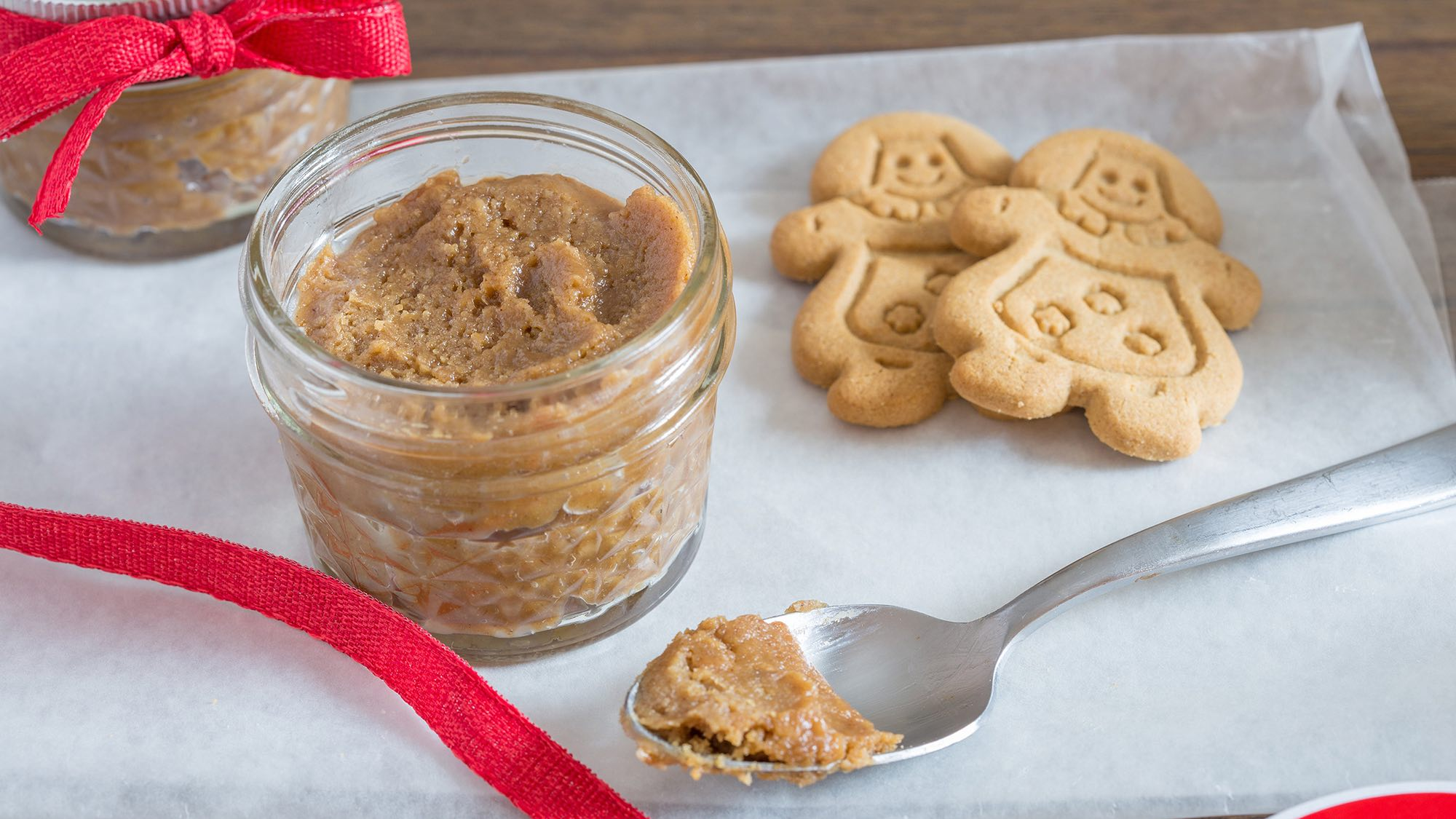 McCormick Gingerbread Cookie Butter