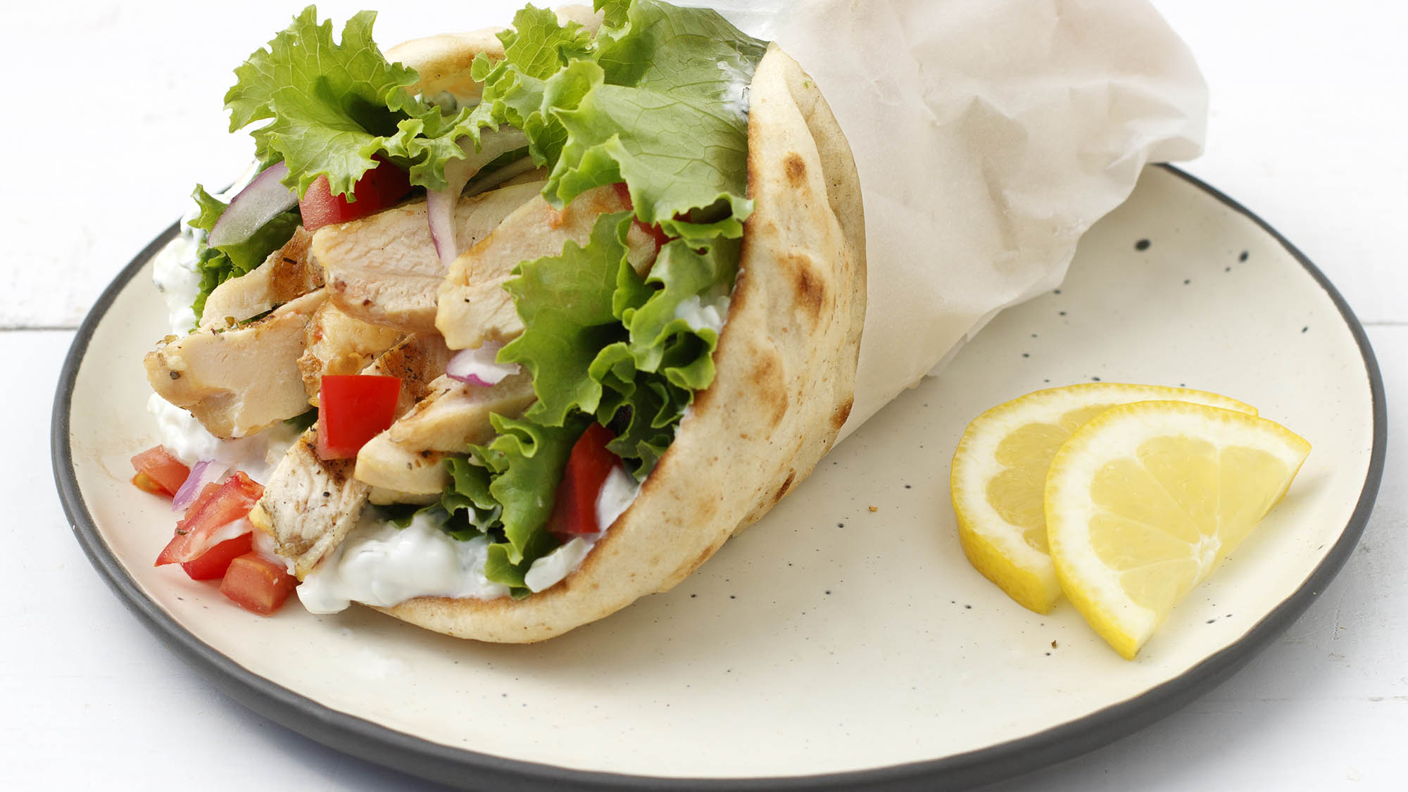 McCormick Grilled Chicken Gyros