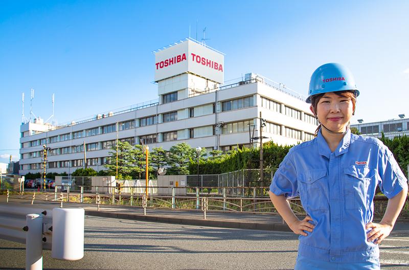 東芝エネルギーシステムズ株式会社 開閉装置部 開閉装置製造技術グループ 白鳥 佐紀子氏(その3)