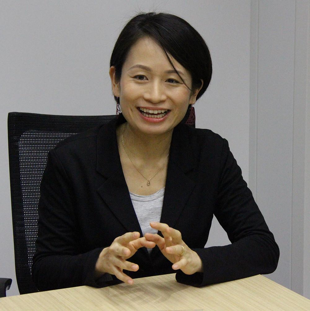 東芝 技術統括部 技術企画室 主務 千木良康子氏