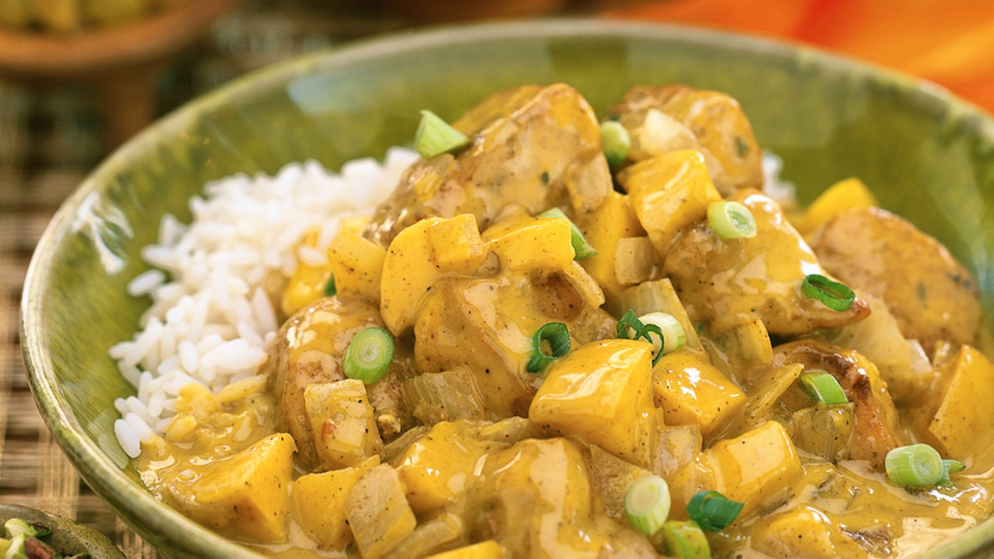 McCormick Gourmet Red Curried Chicken