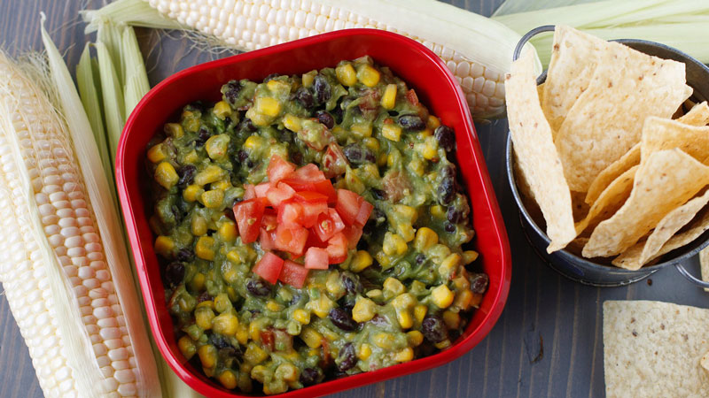 McCormick Guacamole with Beans and Corn