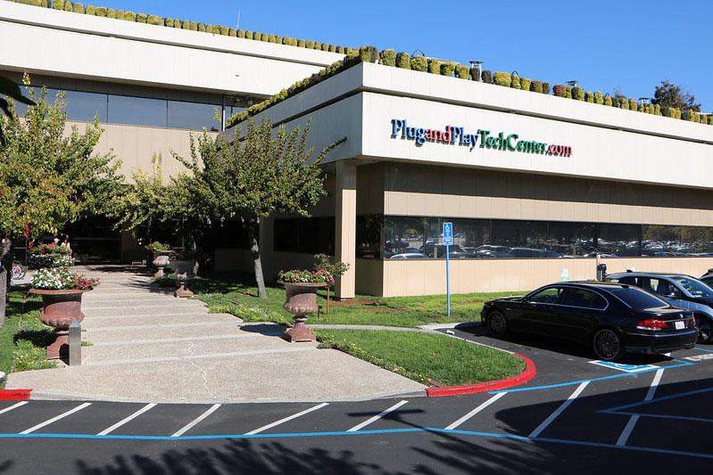 写真 : Plug and Playのテックセンター。同社はスタートアップの育成を行っている(Plug and Play提供)