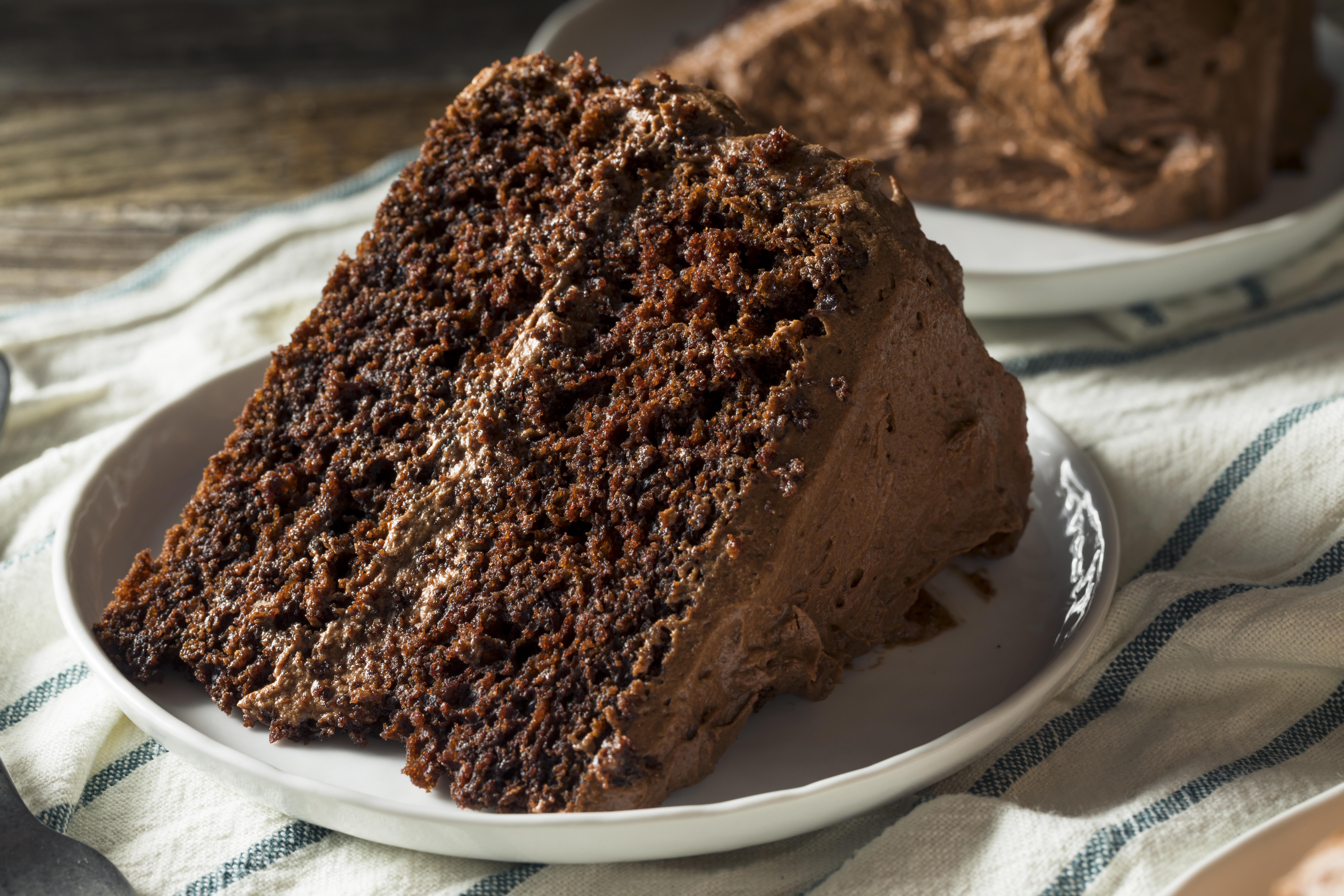 McCormick Chocolate Cake