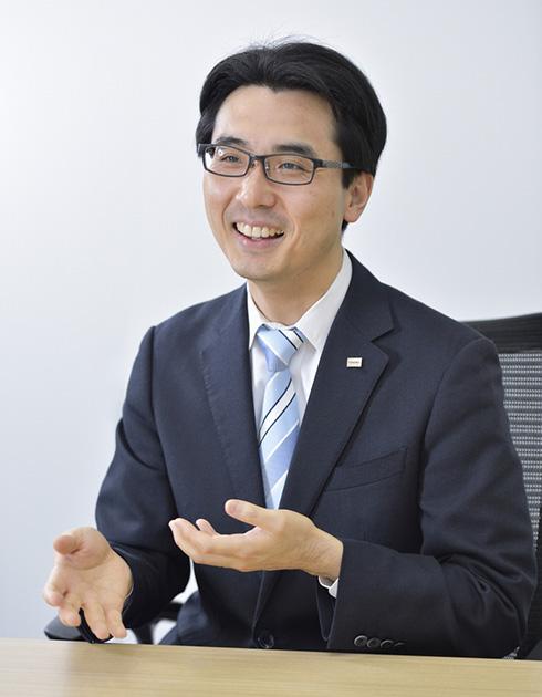 東芝デジタルソリューションズ株式会社 RECAIUS事業推進部 三重野芳典氏