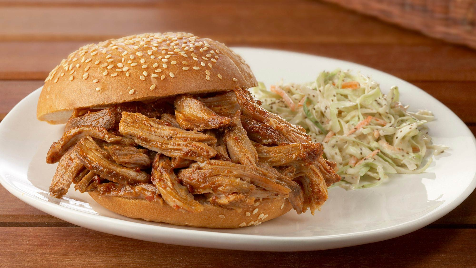 Grill Mates Slow Cooker Barbecue Pulled Pork