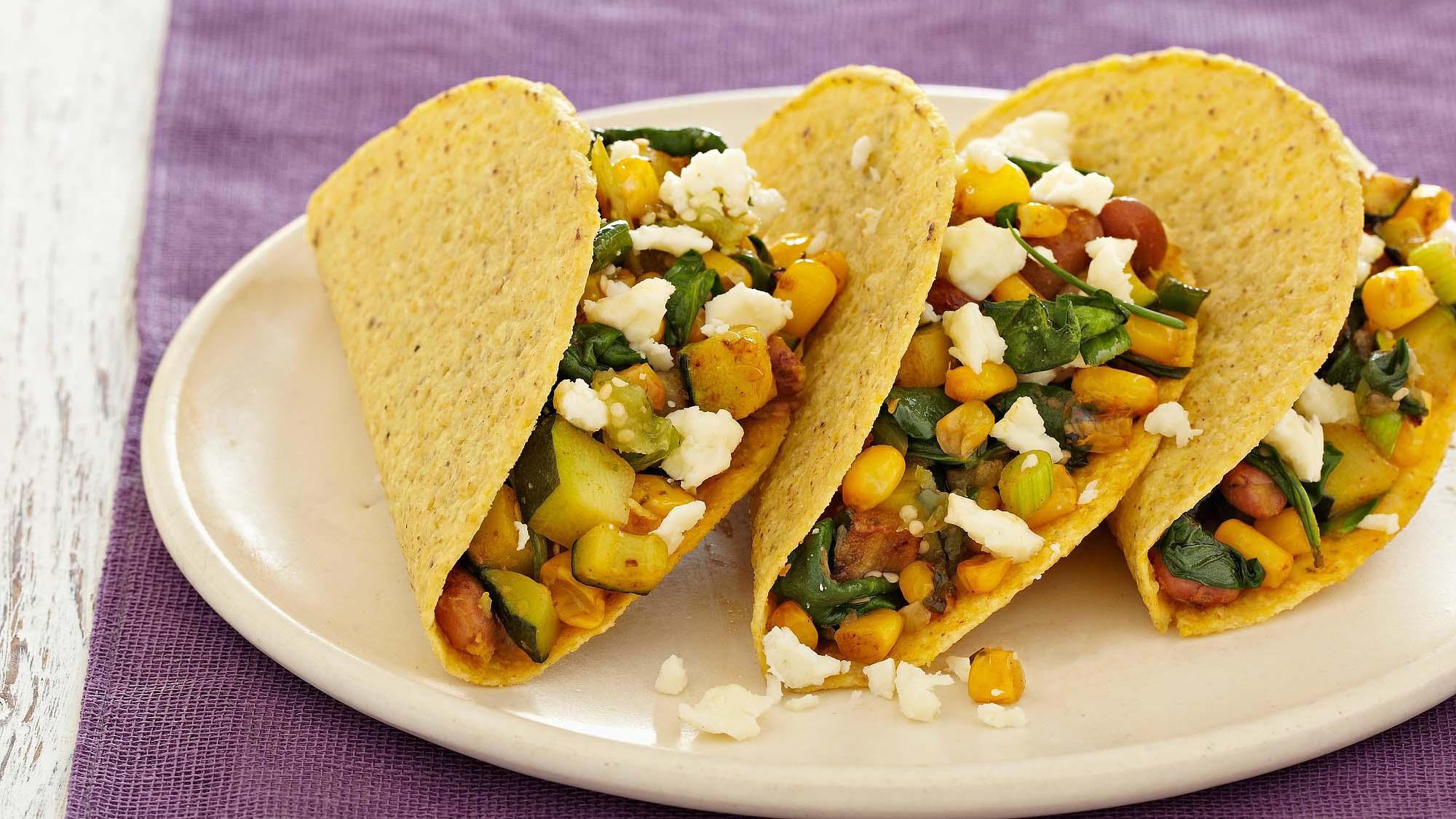 McCormick Vegetarian Tacos