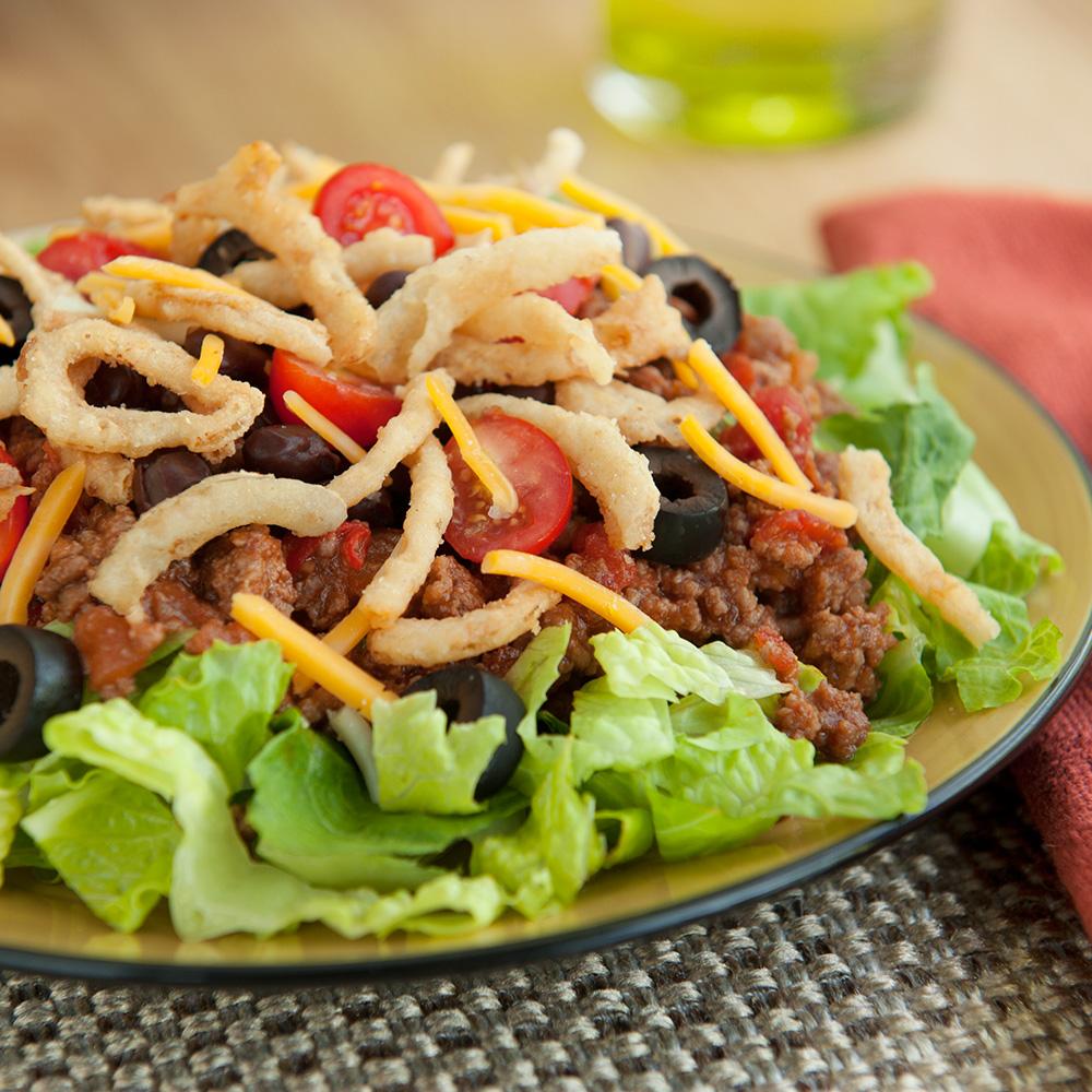 Frank's RedHot Crunchy Taco Salad