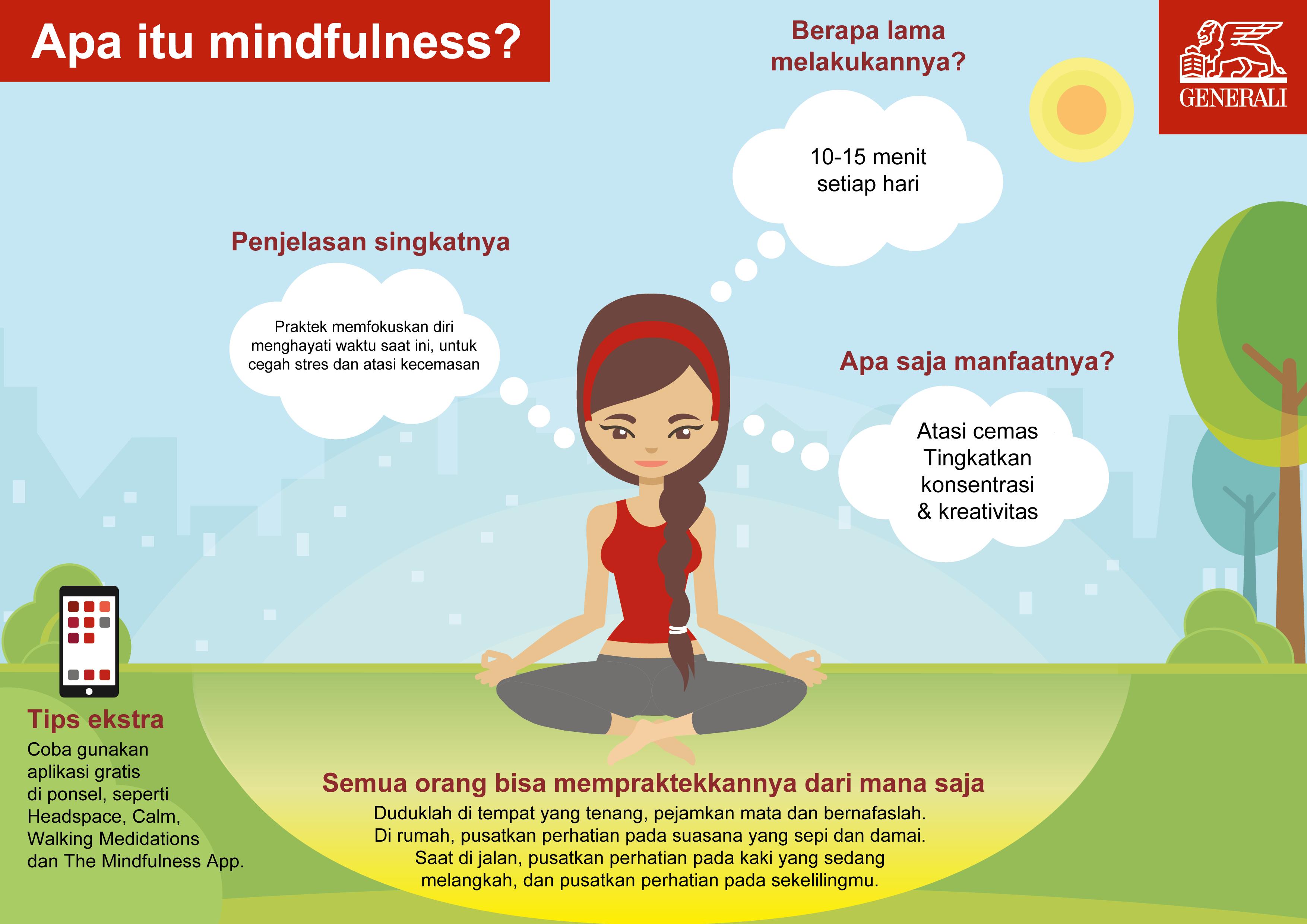 Apa itu mindfulness dan manfaatnya
