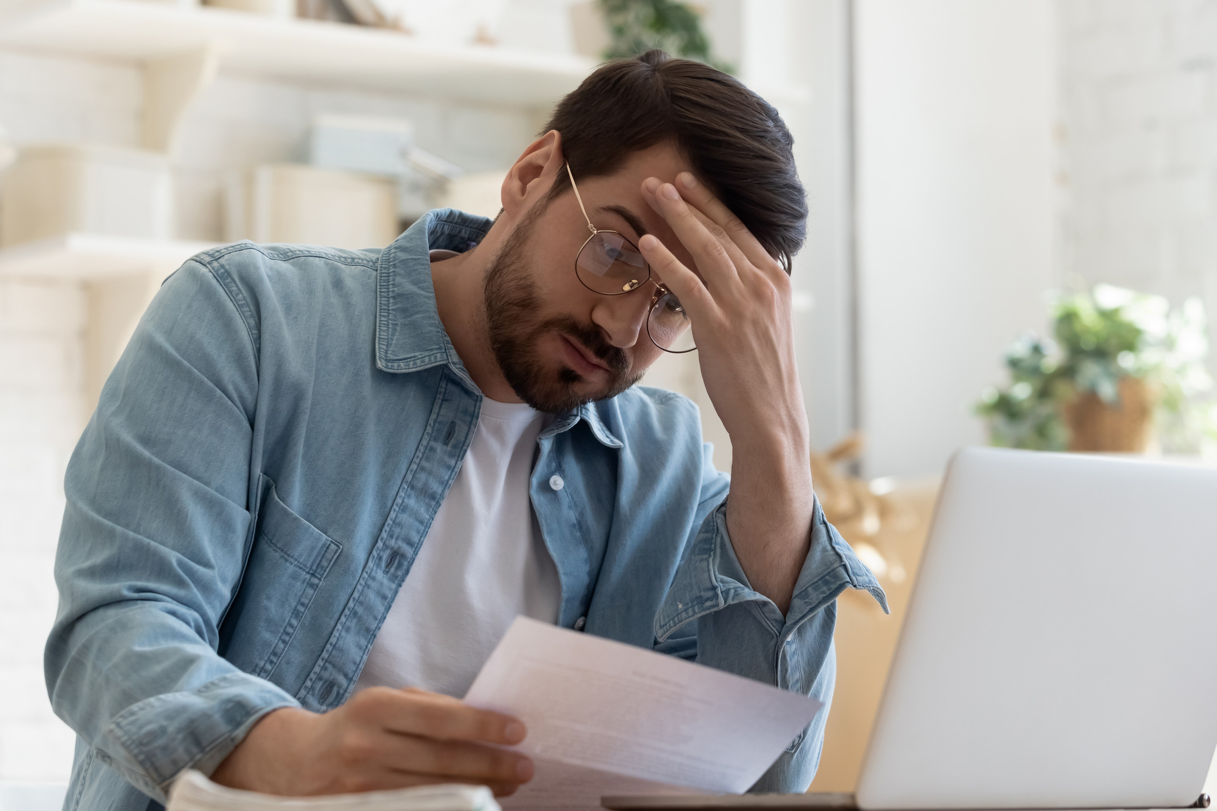 Cancellation of debt: What to know about taxes when you can't pay your bills