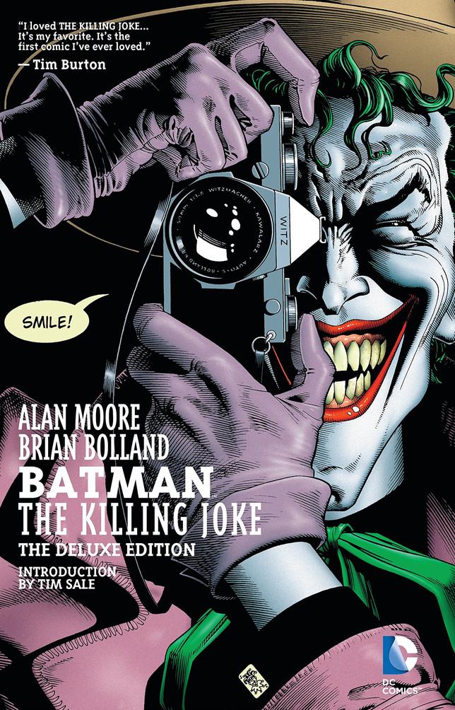 """Cover of """"The Killing Joke"""""""