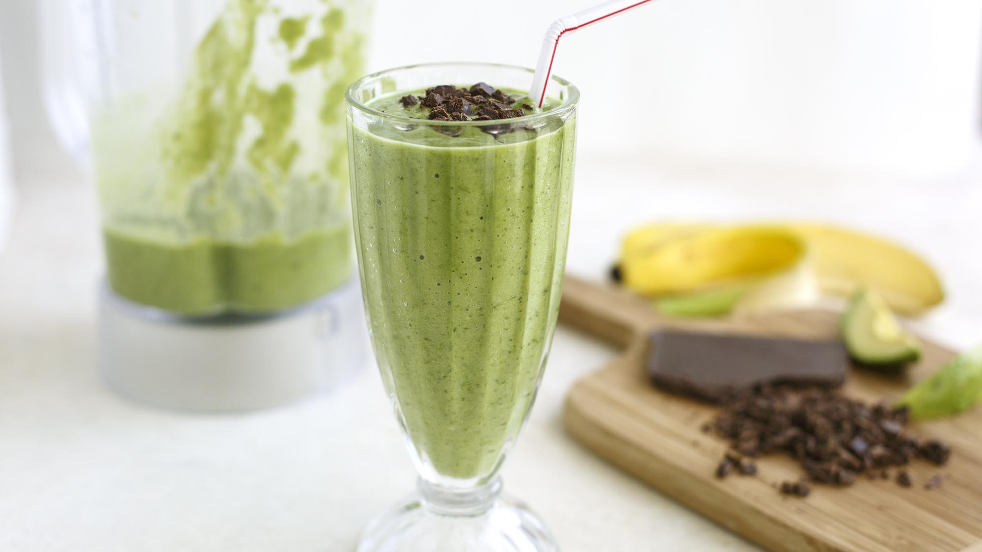McCormick Mint Chocolate Breakfast Smoothie