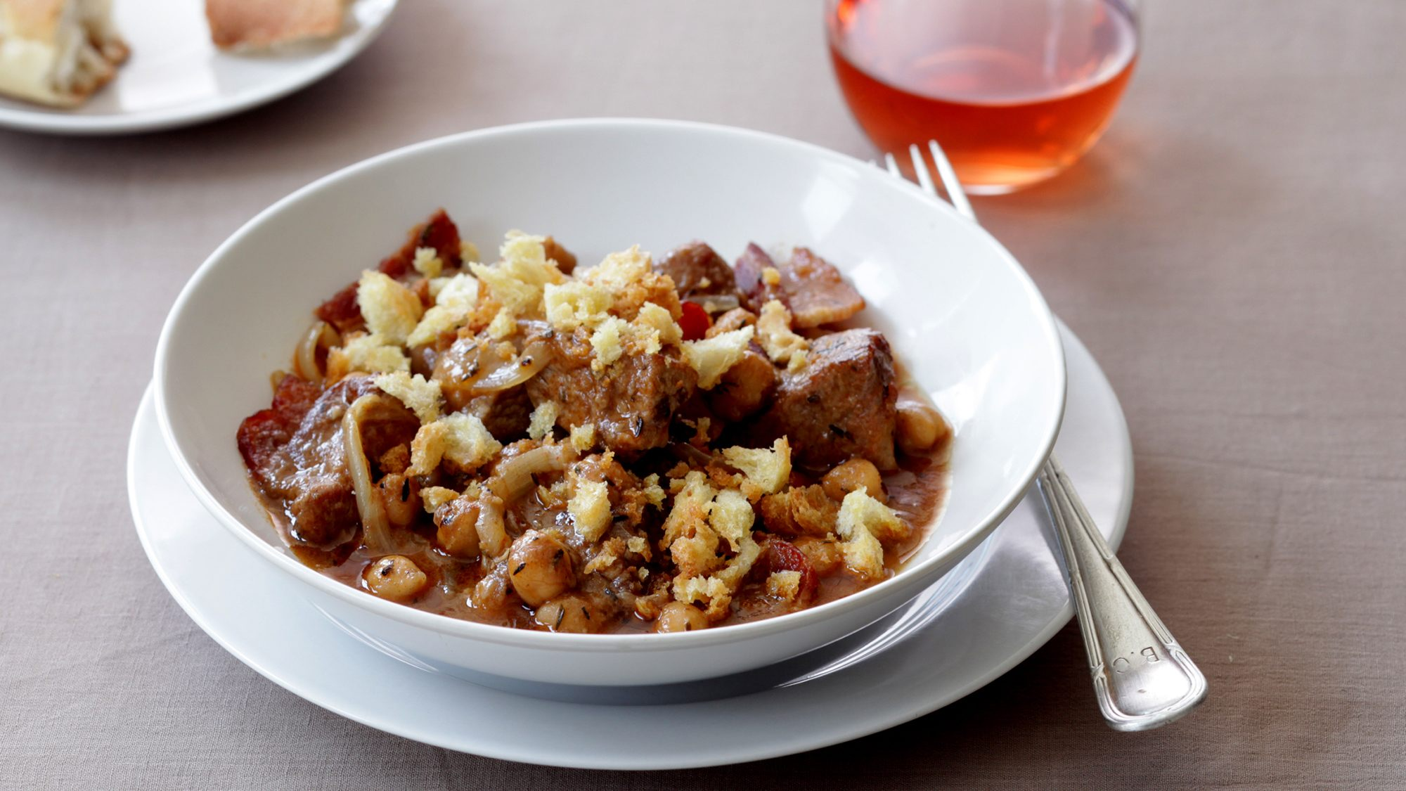 McCormick Goumet Roasted Cumin and Chickpea Cassoulet