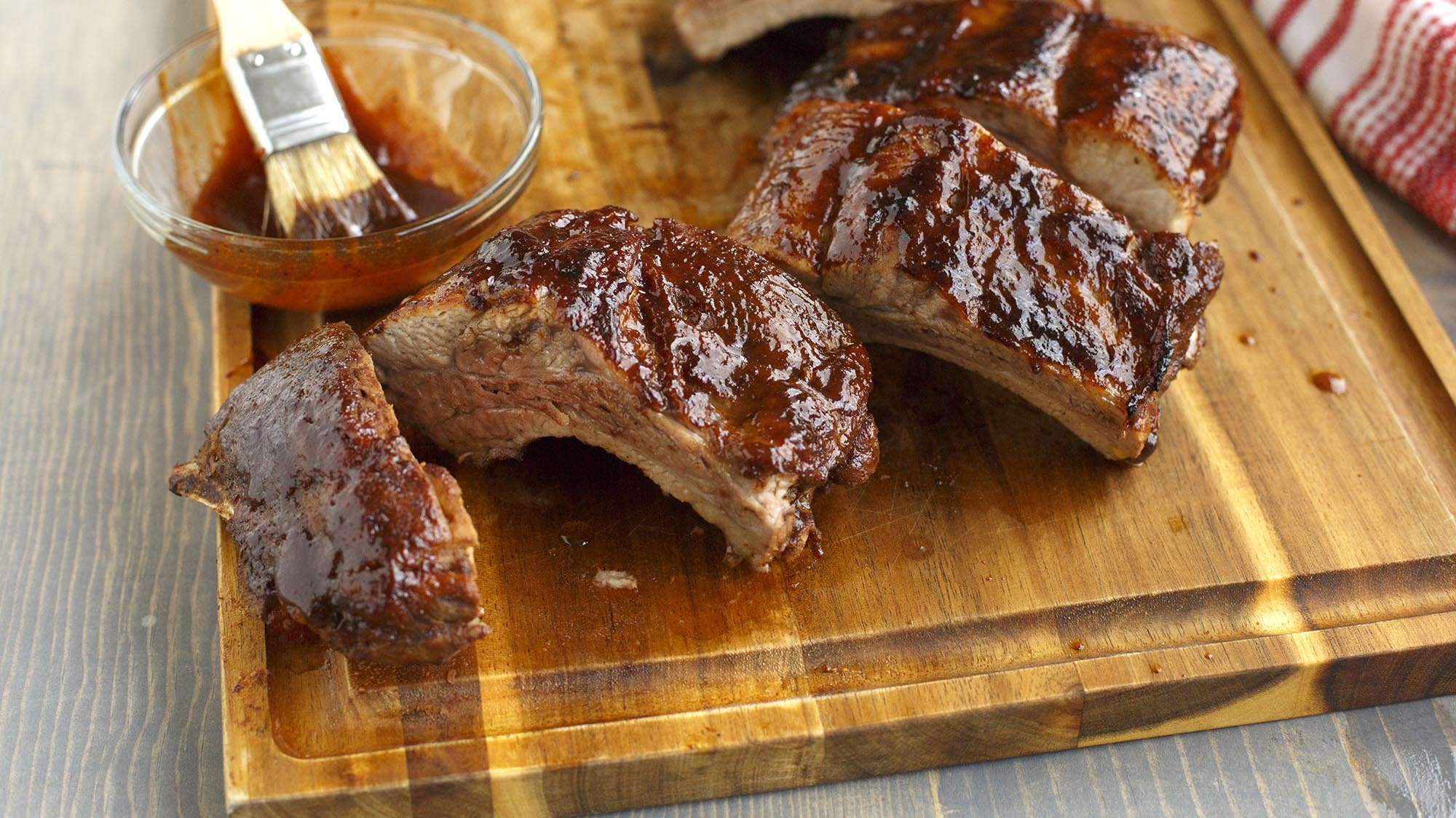 McCormick Chipotle Molasses Baby Back Ribs