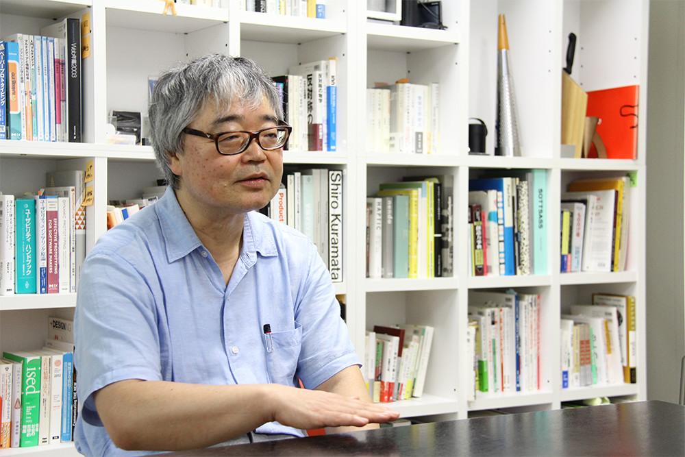 千葉工業大学 教授・博士 スマイルエクスペリエンスデザイン研究室 山崎和彦氏