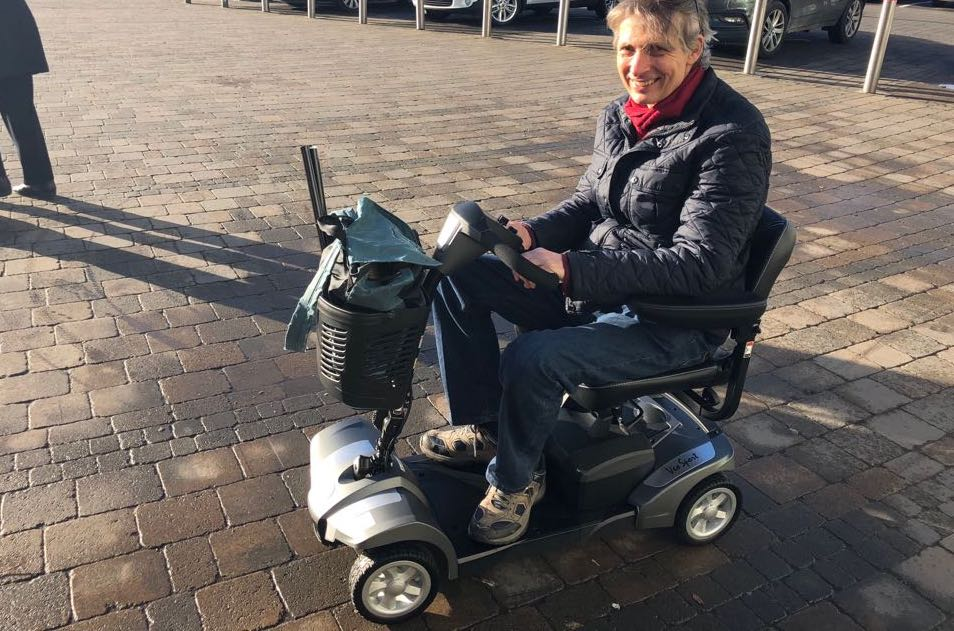 Reviewer Ian Cook on Rascal Veo Sport