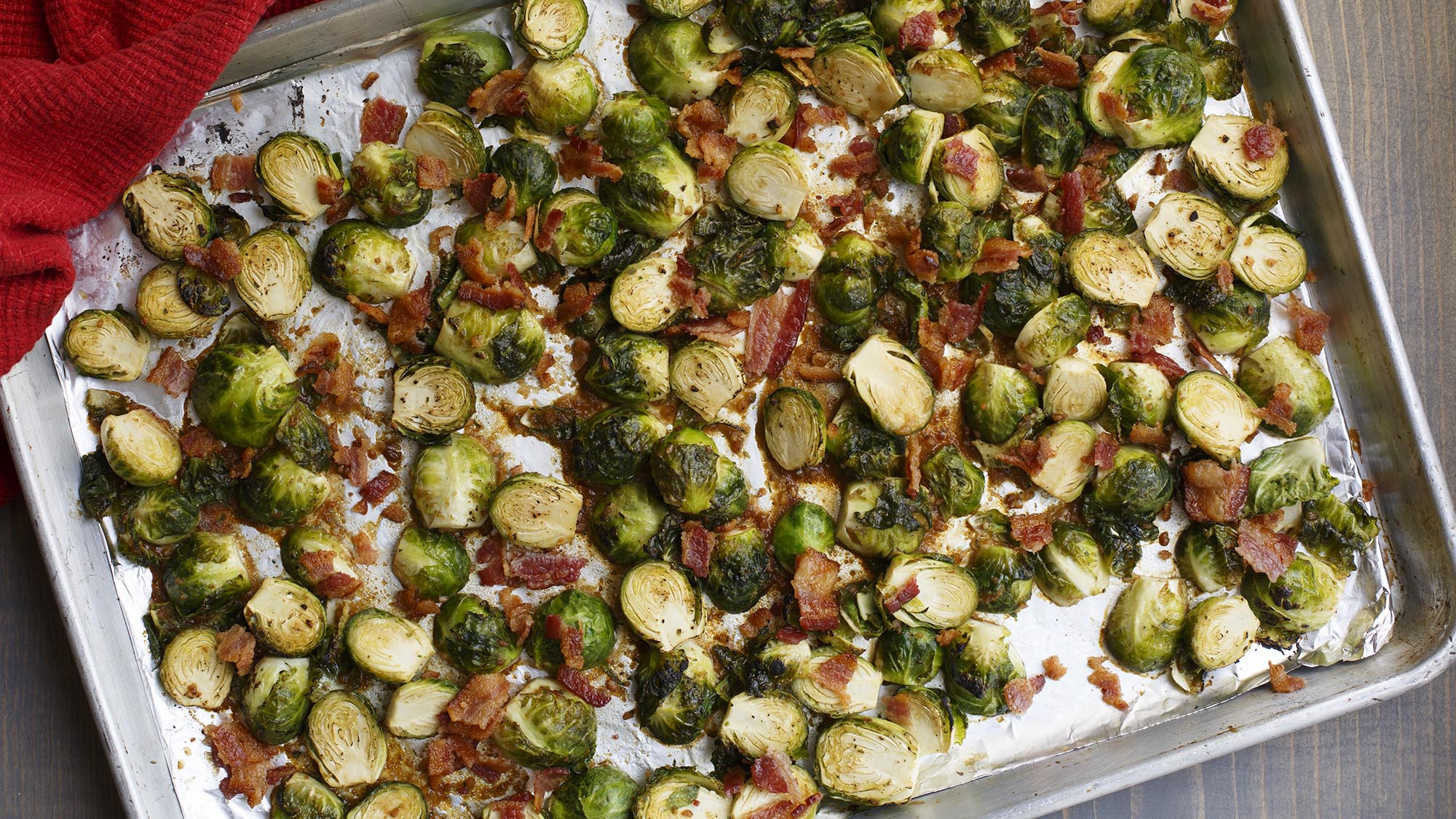 McCormick Oven-Roasted Brussels Sprouts