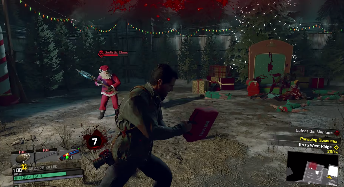 Dead Rising 4 Defeat Sadistic Santa Claus Maniac_Psychopath Boss Fight 4k UHD 2160p 2-58 screenshot.png