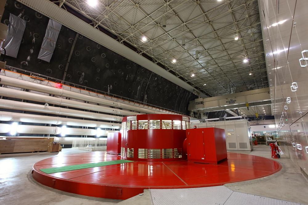 葛野川発電所 4号機可変速発電電動機