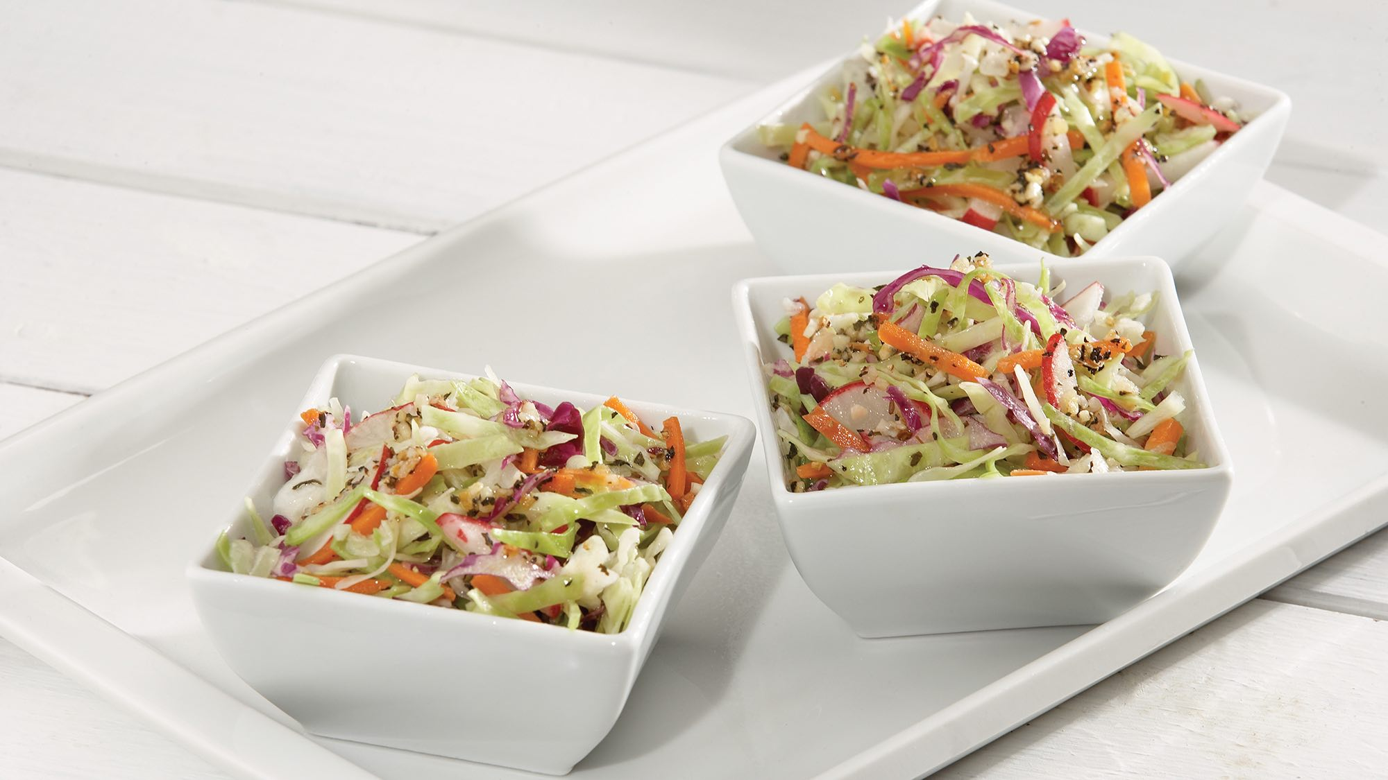 McCormick Coleslaw with Basil and Garlic
