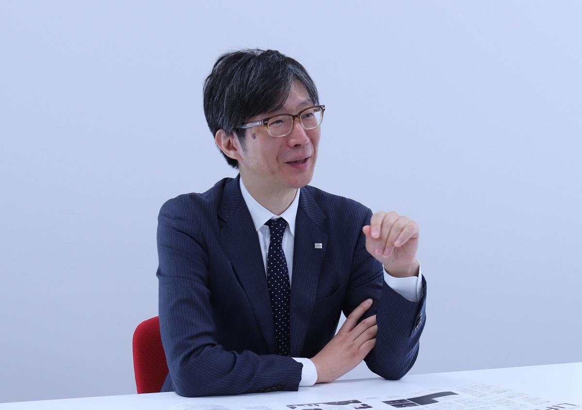 CPSについて語る島田氏
