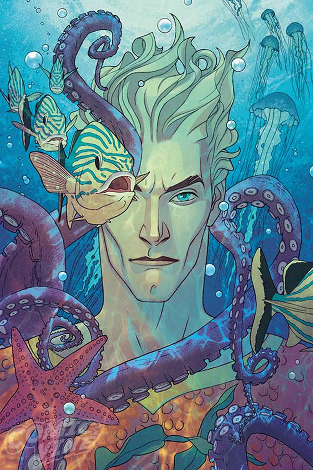 aquaman josh middleton