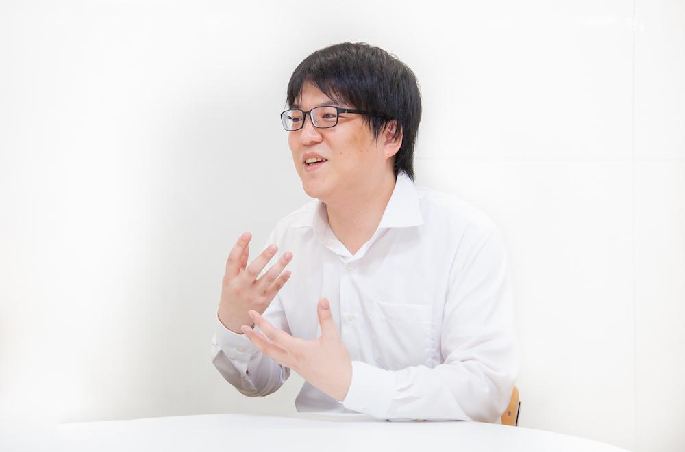 東芝デジタルソリューションズ ソリューションセンター 野上僚司氏