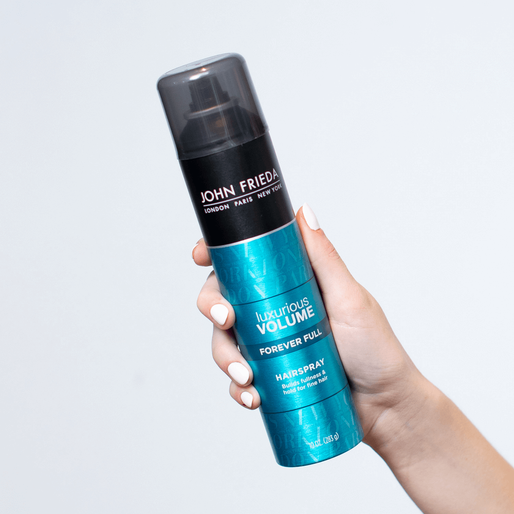 John Frieda Luxurious Volume Hairspray For Fine Hair