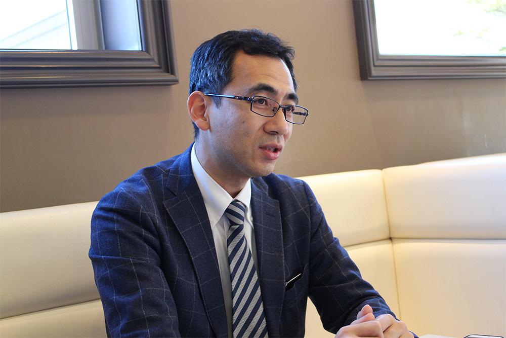 東芝テック サービス・ソリューション事業開発部 新規事業企画室 神字芳彦氏