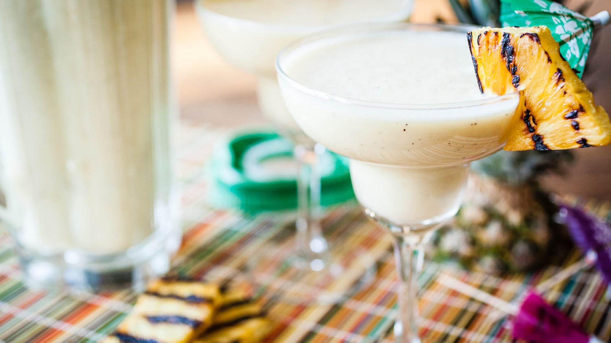 McCormick Tiki Torched Pina Colada Recipe