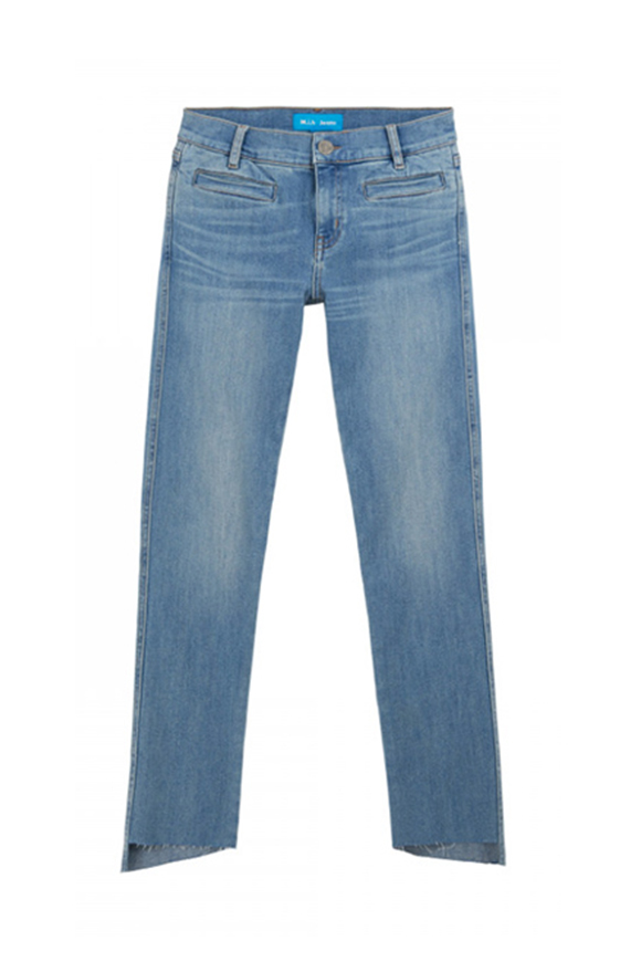 Vokuhila Jeans
