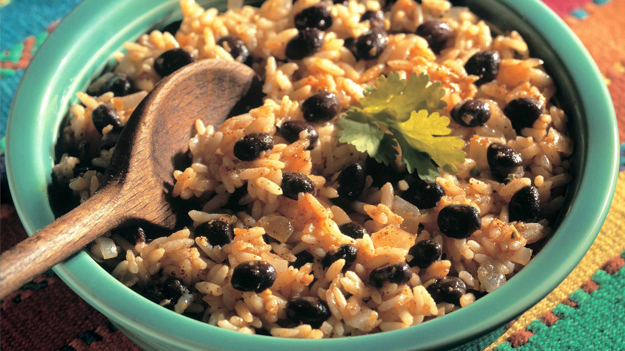 McCormick Rice and Beans
