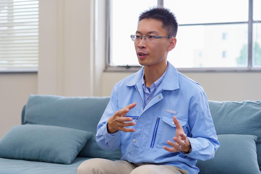 Daisuke Uchida Wireless System Laboratory, Information and Communication Platform Laboratories, Corporate Research & Development Center, Toshiba Corporation.