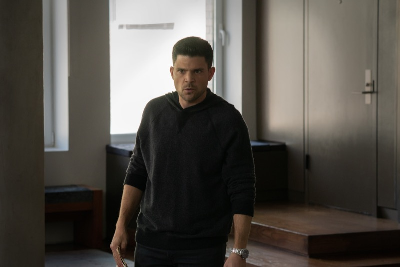 Jerry Ferrera as Joe Proctor in Power on Starz