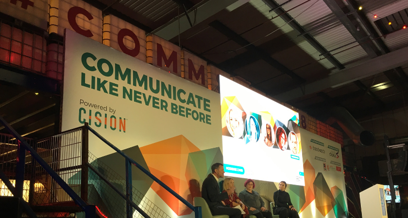 Cision Transforming Comms Industry with Innovation Lab