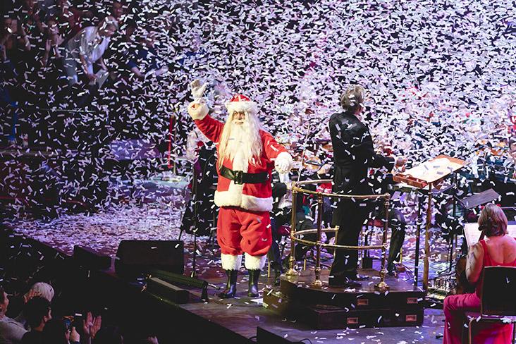 Chistmas 2020 with Santa at the Royal Albert Hall