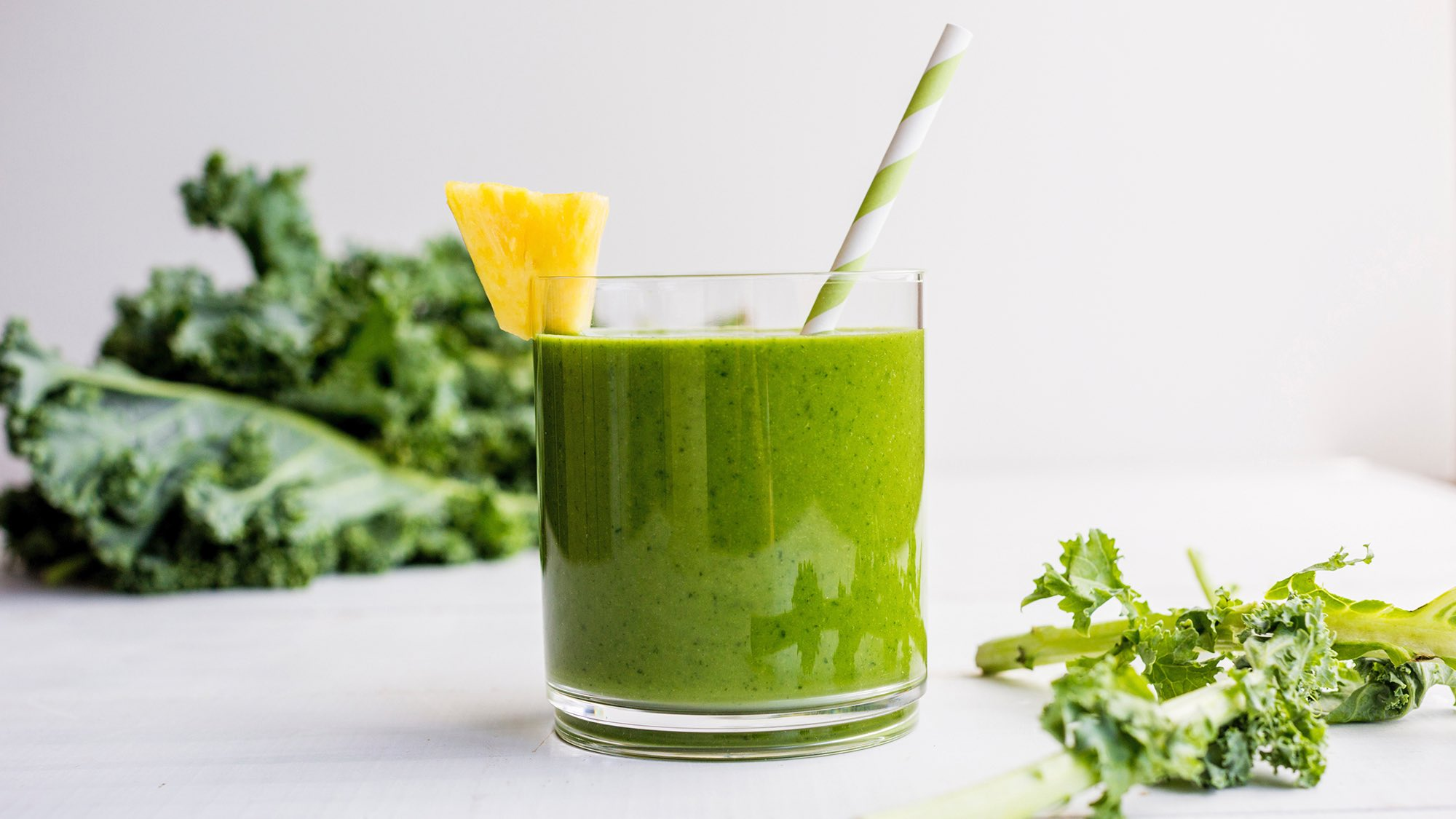 McCormick Matcha Coconut Kale Smoothie