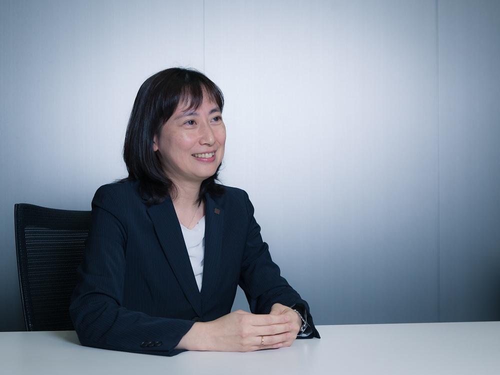 東芝インフラシステムズ株式会社 水・環境システム事業部 久保貴恵氏