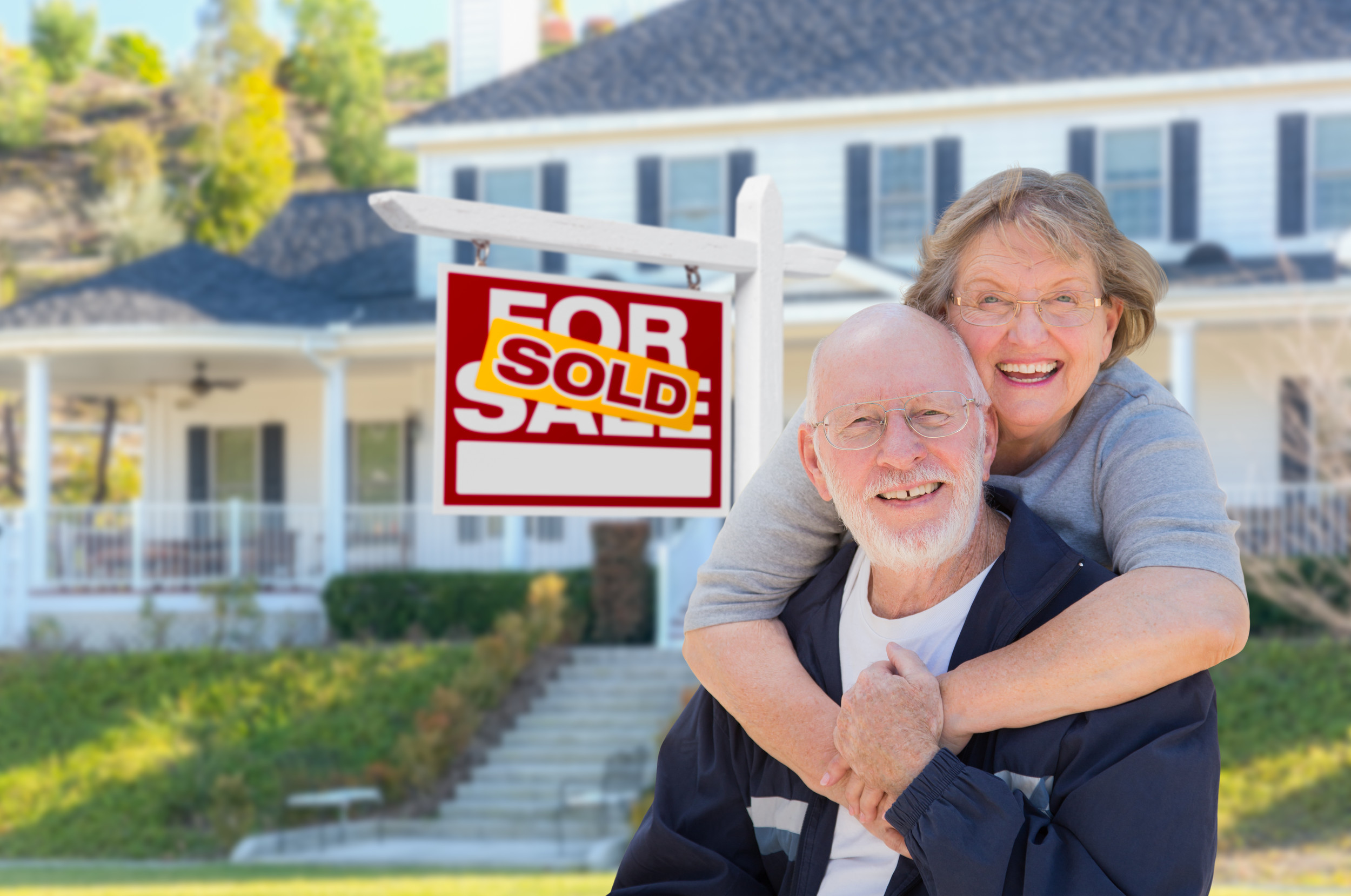 Planning to sell your home in retirement? Downsize costs along with space