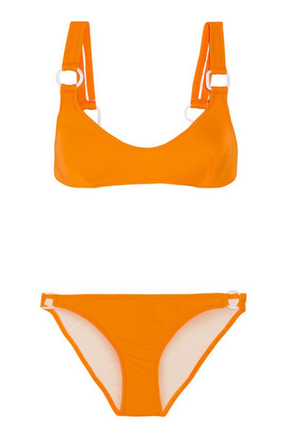 Bikini in orange